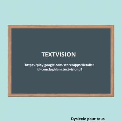 Textvision
